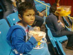 Disney on ice no Ginásio Ibirapuera SP