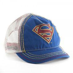 DC Comics Supergirl Classic Logo Baseball Cap Hat New With Tags  DCComics   BaseballCap Caps 49de74d88268