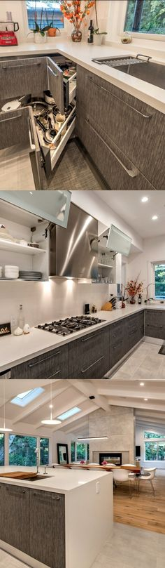 Before and After Kitchen Cabinet Refacing Ideas And After – Cheap Kitchen Cabinets Tips Refacing Kitchen Cabinets Cost, Cabinet Refacing Cost, Old Cabinets, Modern Kitchen Cabinets, Diy Kitchen, Kitchen Pantry, Kitchen Cabinets Before And After, Kitchen Models, Konmari