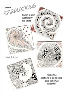 Shelly Beauch: Spiral Guide