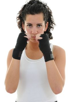Women's Self Defense Class. Being able to not be scared and to totally whoop ass if needed.