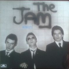 Jam, The In The City Vinyl LP