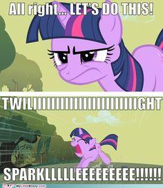 Did she just run in? Dammit, Twilight.