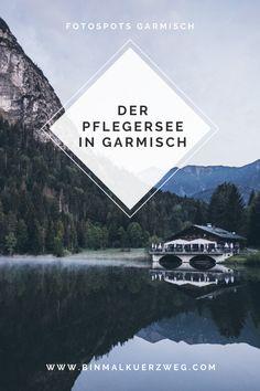 Der Pflegersee war ein mir bis dato völlig unbekannter kleiner See in Garmisch-Patenkirchen. Der künstlich angelegte Bergsee steckt voller Geschichte und eignet sich hervorragend als Fotospot in Garmisch-Patenkirchen. Zumal mir langsam die Seen in der Region ausgehen, die ich noch nicht gesehen habe.  #Outdoor #Deutschland #Garmisch #Wandern #Hiking #Fotospots #Pflegersee #Bergsee Hiking Europe, Seen, The Great Outdoors, Messages, City, Nature, Pictures, Travel, Europe