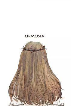 girl and anime image Manga Girl Drawing, Anime Art Girl, Drawing Wallpaper, Girly Drawings, How To Draw Hair, Hair Art, Cute Wallpapers, Character Art, Long Hair Styles