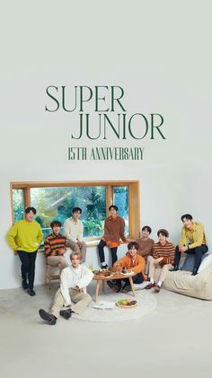 슈퍼주니어 데뷔 15주년 기념 온라인 팬미팅 'Beyond LIVE - SUPER JUNIOR 15th Anniversary Special Event – 초대(Invitation)' 📅 2020.11.07 5PM KST 📍NAVER V LIVE 'Beyond LIVE' 🎫티켓 예매(Ticket sales): 2020.10.27 3PM KST NAVER V LIVE, YES24 #슈퍼주니어 #SUPERJUNIOR #BeyondLIVE