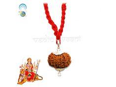 Durga Shakti Rudraksha Pendant