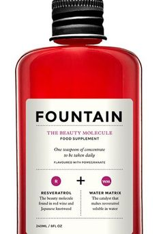 Fountain The Beauty Molecule - The best beauty supplements for skin and hair