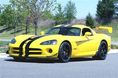 2009 Dodge Viper ACR (Stock# HC717138)
