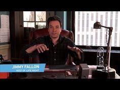 My First Job:  Jimmy Fallon