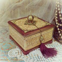 Магия декупажа: материалы и мастер-классы | VK