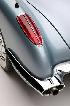 Corvette taillight - 1958 and 59?