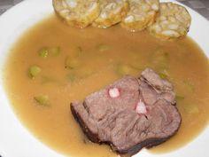 Czech Recipes, Russian Recipes, Ham, Steak, Food, Hams, Essen, Steaks, Meals
