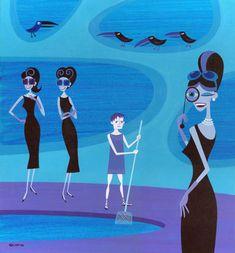 Three Blind Sisters