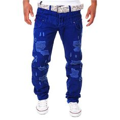 Cheap jeans denim men, Buy Quality real stuff directly from China denim men Suppliers: Real stuff italy hip hop brand ripped jeans denim Men Jeans Male famous brand men's jeans straight trousers Mens Running Tights, Mens Tights, Torn Jeans, Jeans Denim, Denim Men, Biker Jeans, Trouser Jeans, Skinny Jeans, Straight Trousers