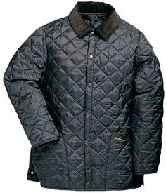 Barbour quilted jacket - Iconic and so damn comfortable