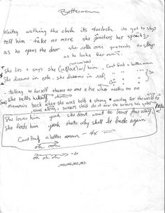 Pearl Jam~Betterman  Eddie wrote this song for his mom
