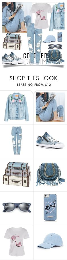 """""""Untitled #1193"""" by misaflowers ❤ liked on Polyvore featuring Topshop, Diesel, Ray-Ban, Skinnydip and Sole Society"""