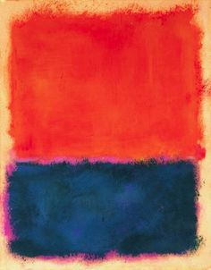 Mark Rothko, Untitled, 1960- 1961