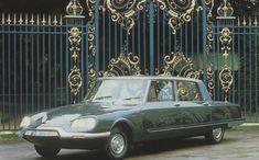 Citroën DS - Chapron presidential car