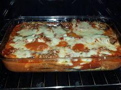 Fabulosa receta para Berenjenas a la parmesana al horno.  Las berenjenas a la…