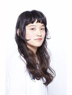 髪型/HAIRSTYLE/ヘアスタイル/ロングヘア
