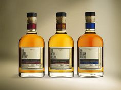 Rare Cask Reserves: Inventing a new brand of single malt whisky
