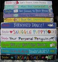 Sandra Boynton Lot 11 Board Books G/VG Snuggle Puppy Barnyard Dance Pookie