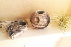 Mini Planters Star Wars Redwood Stoneworks