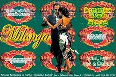 Scuola Argentina di Tango Creación Tango Torino