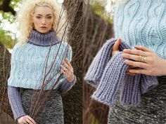 The Knitting Needle and the Damage Done: Vogue Knitting Winter 2013/2014: A Review