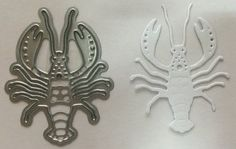 Lobster Die by Gina Marie