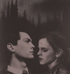 Tom Riddle and Hermione Granger.