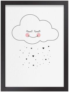 Eef Lillemor | Sweet Cloud – poster