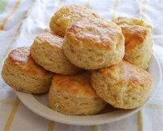 "'Chuck Wagon Biscuits"" are made entirely from scratch....no short-cuts!"