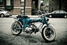 Honda CT70