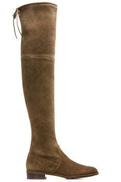 10 Best Flat Boots for Fall - 2014's Flat Boot Trends - Harper's BAZAAR