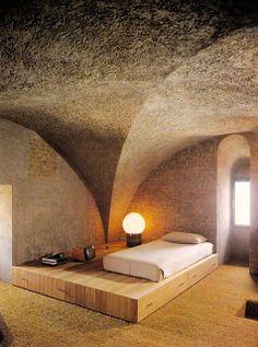Gae Aulenti - Bedroom