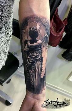 Armsleeve tattoo
