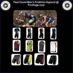 Pearl Izumi Men's Triathlon Apparel @ Trivillage.com