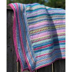 Back in Time CAL - Black Sheep Wools Crochet Along 2021