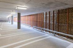 Gallery of Parking Garage Cliniques Universitaires Saint-Luc / de Jong Gortemaker Algra + Modulo architects - 7