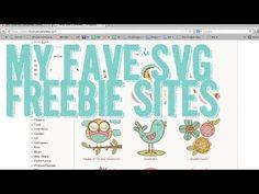 Silhouette Cameo for Beginners – Designer Edition & My Favorite SVG Freebie Websites | Scrapmaster's Paradise