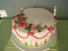 Wild Rose  on Cake Central