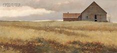 A. Hale Johnson barn