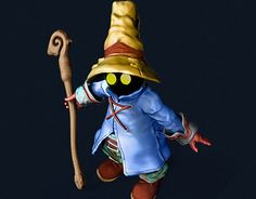 """Check out new work on my @Behance portfolio: """"Vivi Ornitier Final Fantasy 9"""" http://be.net/gallery/33206913/Vivi-Ornitier-Final-Fantasy-9"""