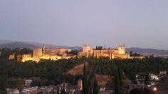 Alhambra de Granada, Spain - 2016 ©JohannaDaCosta