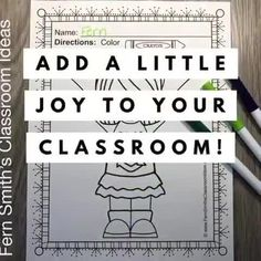 Third Grade teacher shares classroom ideas, coupons, couponing tips, redecorating and repurposing things for your home and classroom! Earth Day Coloring Pages, Spring Coloring Pages, Coloring Book Pages, Writing Centers, Reading Centers, Math Centers, Second Grade Teacher, First Grade, Indoor Recess