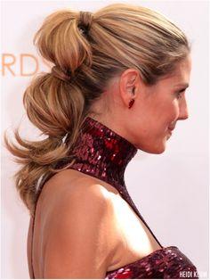 Heidi Klum  - Emmy 2013