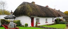 ENGLAND, HOME OF THE MOST BEAUTIFUL THATCHED HOUSES! Thatched House, Charming House, Beautiful Dream, Beach Walk, Macedonia, Montenegro, All Over The World, Denmark, Belgium